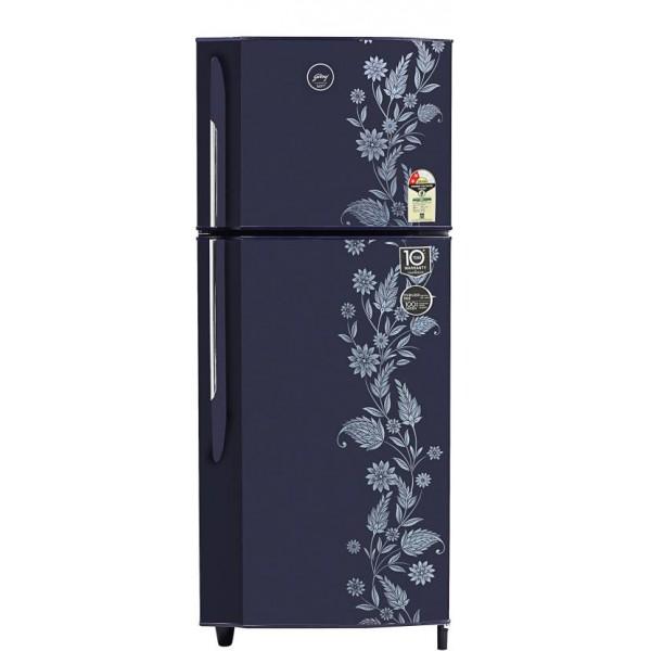 Godrej 255 L Frost Free Double Door 2 Star Refrigerator  (RYL DRMN, RF GF 2552PTH)
