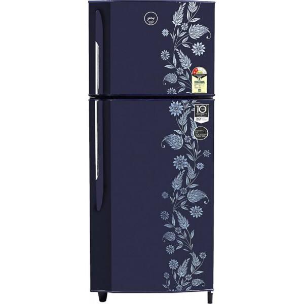 Godrej 236 L Frost Free Double Door 2 Star Refrigerator  (Royale Dremin, RF GF 2362PTH)