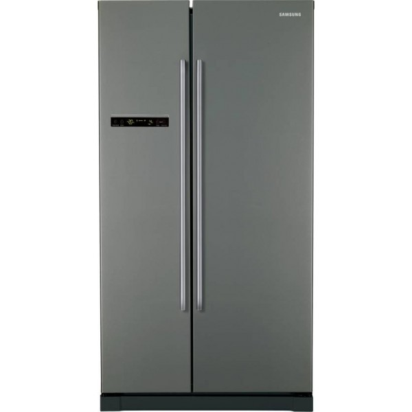 Samsung 545 L Frost Free Side by Side Refrigerator  (Metal Graphite, RSA1SHMG1/TL)