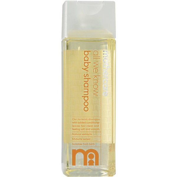 Mothercare All We Know Baby Shampoo - K3600  (300 ml)