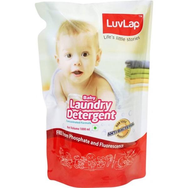 LuvLap Refil Detergent - 1000 ml  (1000 ml)