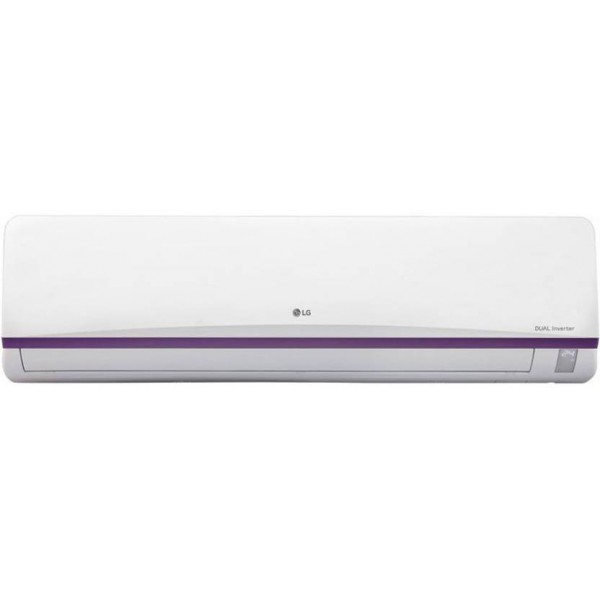 LG 1.5 Ton 3 Star BEE Rating 2017 Inverter AC - White  (JS-Q18BPXA, Aluminium Condenser)