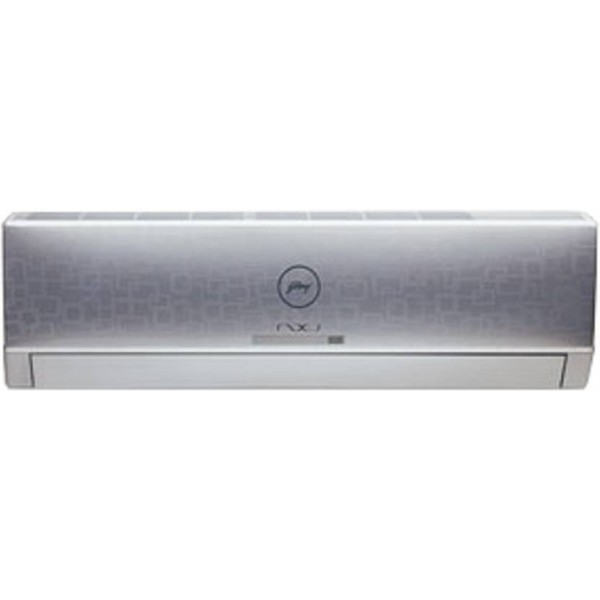 Godrej 1.5 Ton 5 Star BEE Rating 2017 Split AC - Silver  (GSC 18 GIG 5 DGOG)