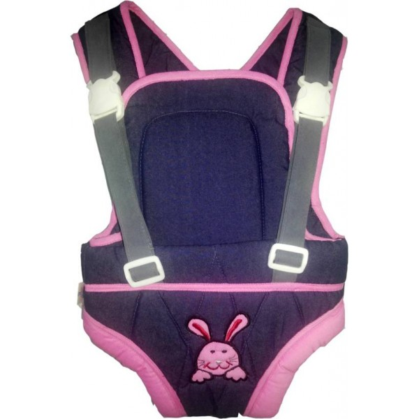 Advance Baby Baby Carrier  (Pink, Front Carry facing in)