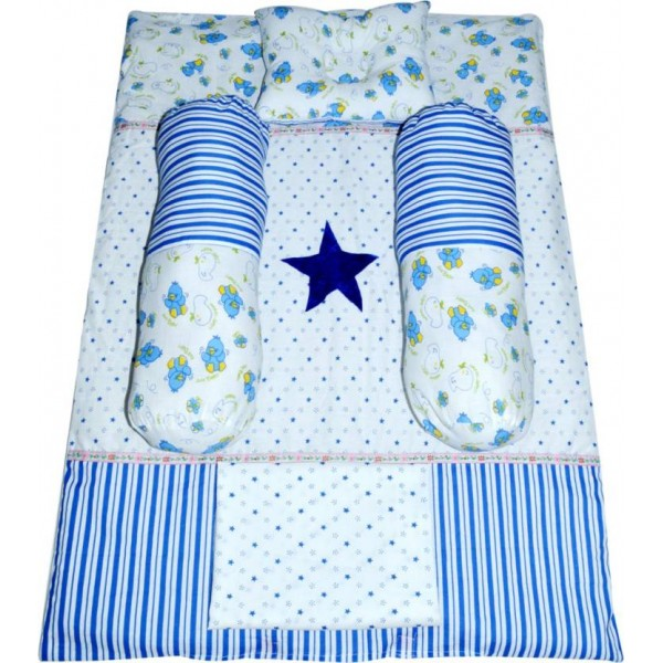 Creative Textiles Cotton Bedding Set  (Multicolor)
