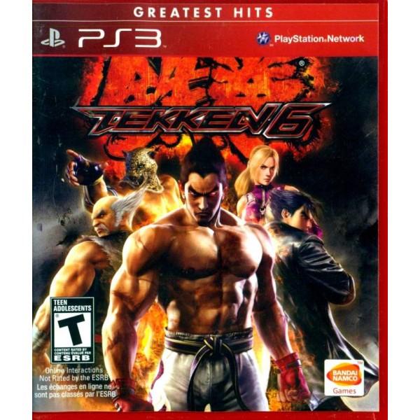 Tekken 6  (for PS3)