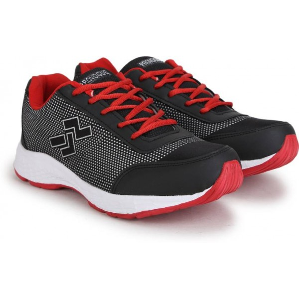 Provogue Running Shoes For Men  (Red)