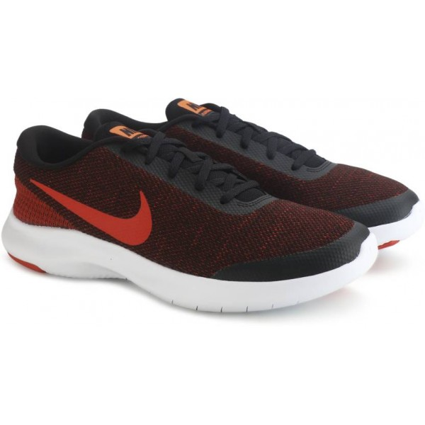 Nike FLEX EXPERIENCE RN 7 Running Shoes For Men  (Red, Black)