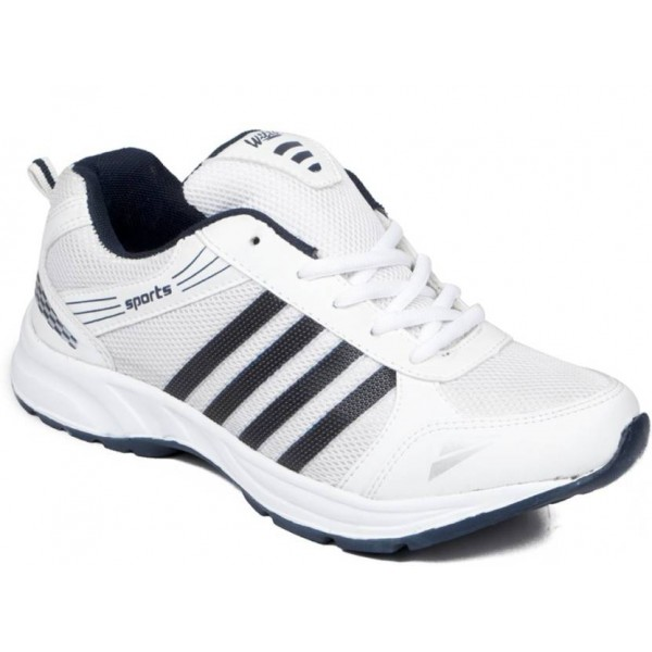 Asian WNDR-13 Training Shoes,Walking Shoes,Gym Shoes,Sports Shoes Running Shoes For Men  (White, Blue)