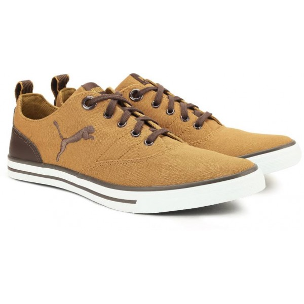 Puma Slyde NU IDP Sneakers For Men  (Tan, Brown)