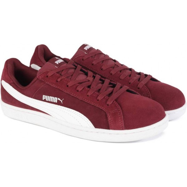 Puma Smash SD Sneakers For Men  (Red)