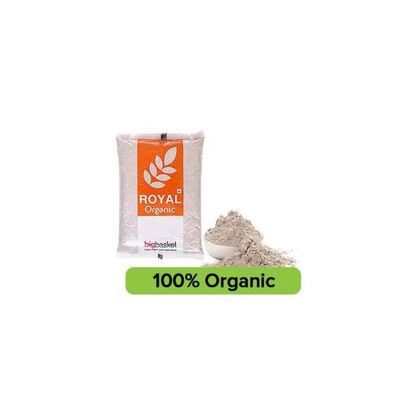 bb Royal Organic - Ragi Flour, 500 gm