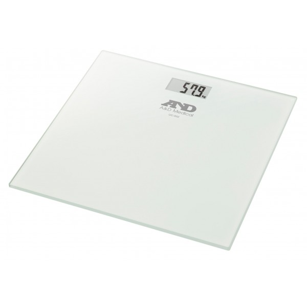A&D Precision Personal Weighing Scale with Step ON Technology
