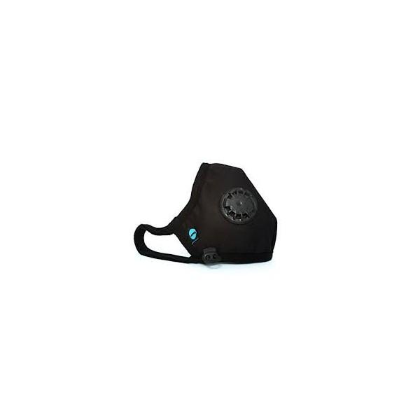 Atlanta Cambridge N95 Basic Anti Pollution Face Mask for PM 2.5, Virus and Bacteria Filtration L Black