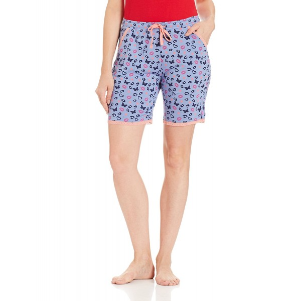 Jockey Women's Modal Shorts (RX10-0103-RL052_Multicoloured_S)