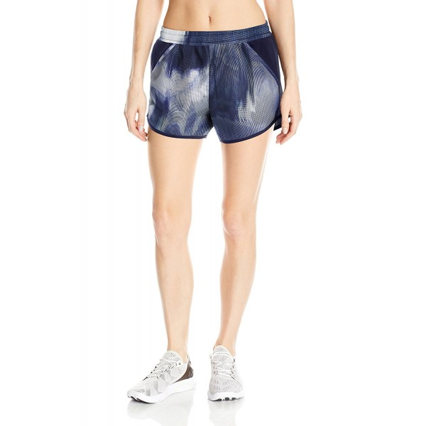 Under Armour Fly By printed Women's Shorts