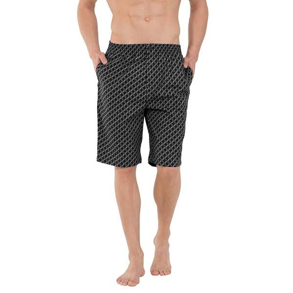 Jockey Men's Relaxed Cotton Shorts (Colors May Vary)