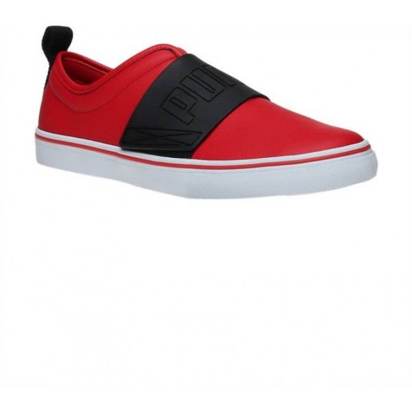 Puma El Rey FUN IDP Loafers For Men  (Red)