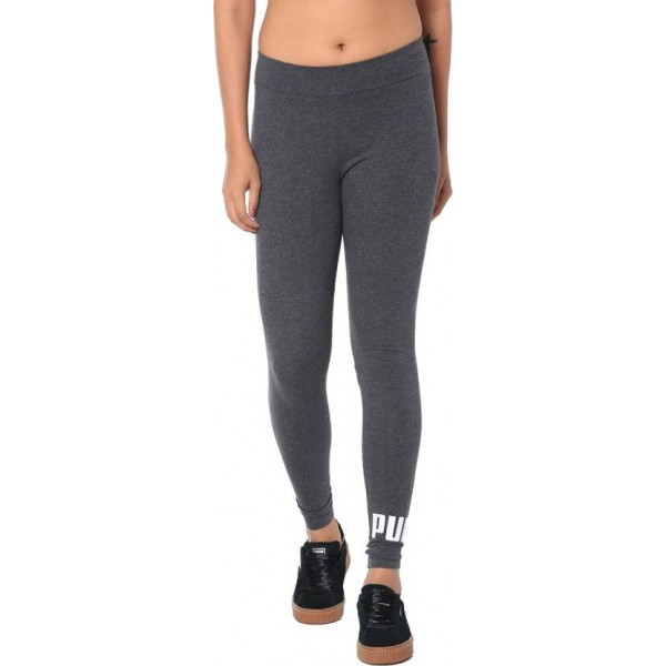 Puma Printed Women Grey Tights
