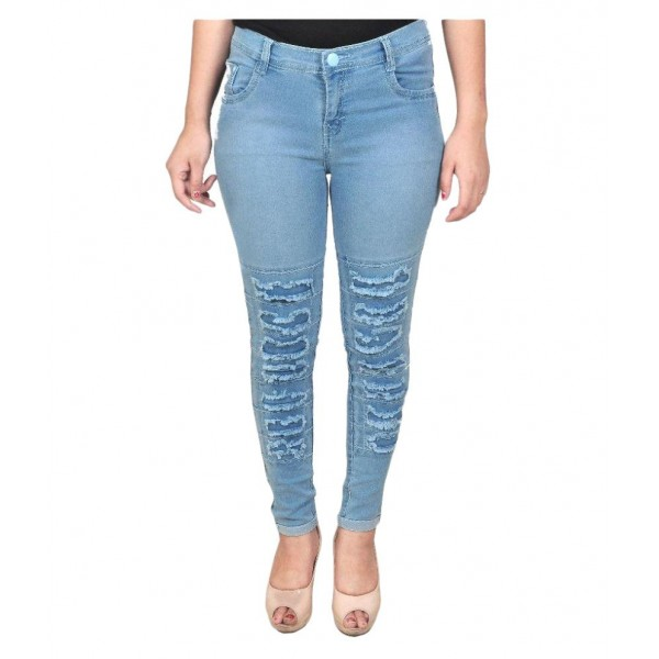 Nifty Blue Jeans Slim