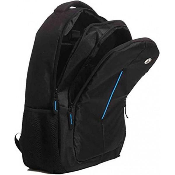HP HP0008 21.0 L Laptop Backpack  (Black)