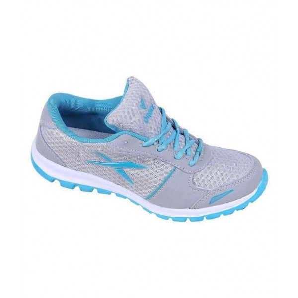 orbit Gray Running Shoes