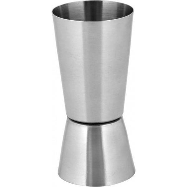 Montstar Peg Measurer / Jigger - 30 x 60 ml 1 - Piece Bar Set  (Stainless Steel)