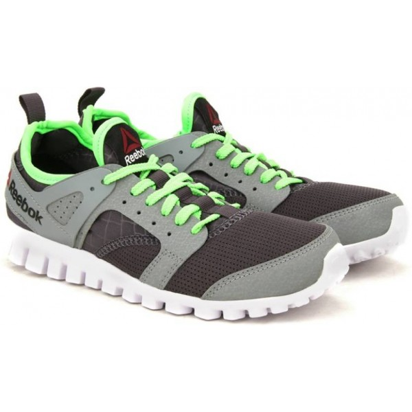REEBOK Boys Running Shoes  (Grey)