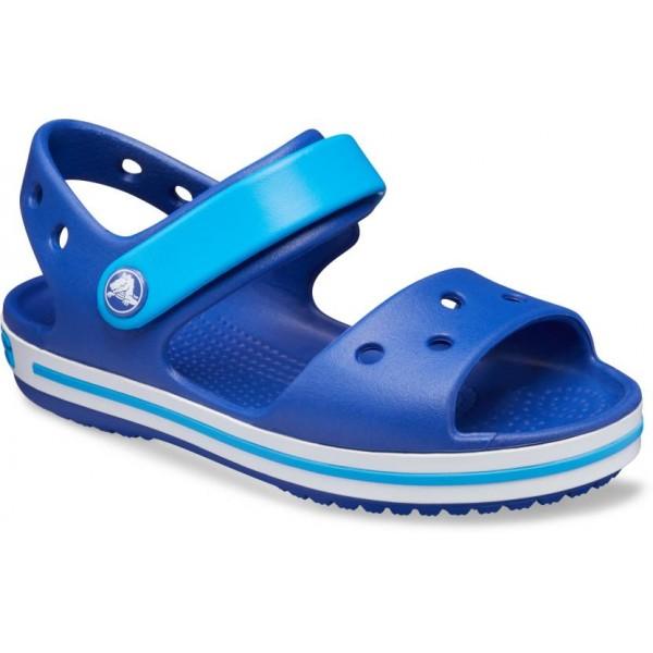 Crocs Boys & Girls Sling Back Flats  (Blue)
