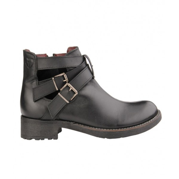 Delize Black Others Boots