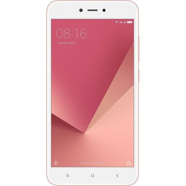 Redmi Y1 lite (Rose Gold, 16 GB)  (2 GB RAM)