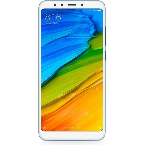 Redmi 5 (Lake Blue, 16 GB)  (2 GB RAM)
