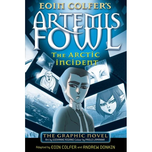 Arctic Incident Graphic Novel  (English, Paperback, Colfer, Eoin)