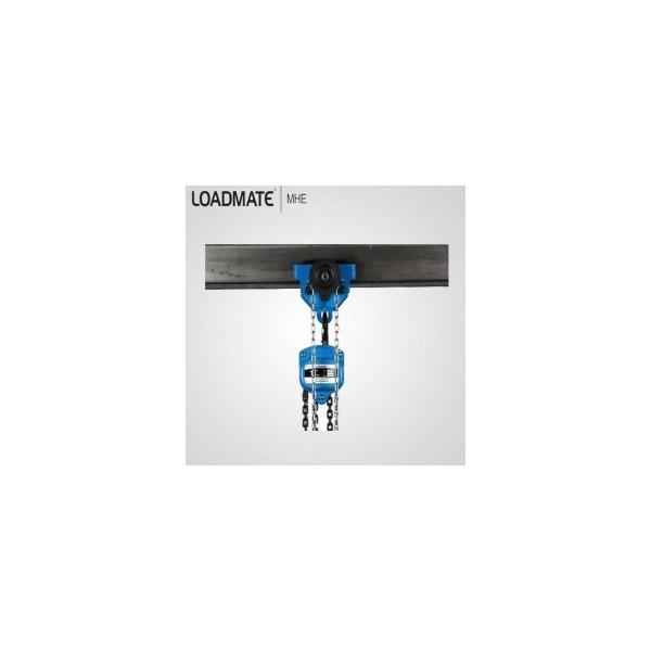 Loadmate 1 Ton Capacity Chain Pulley Block-CPB 0101