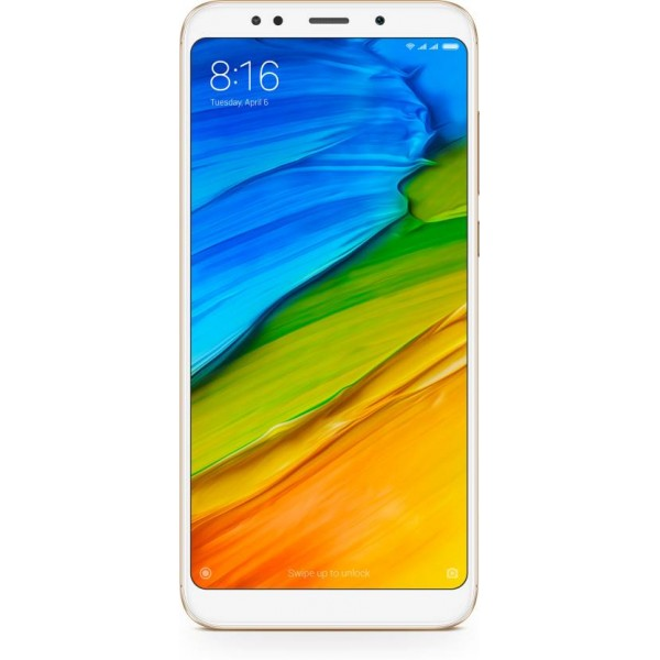Redmi Note 5 (Gold, 64 GB)  (4 GB RAM)