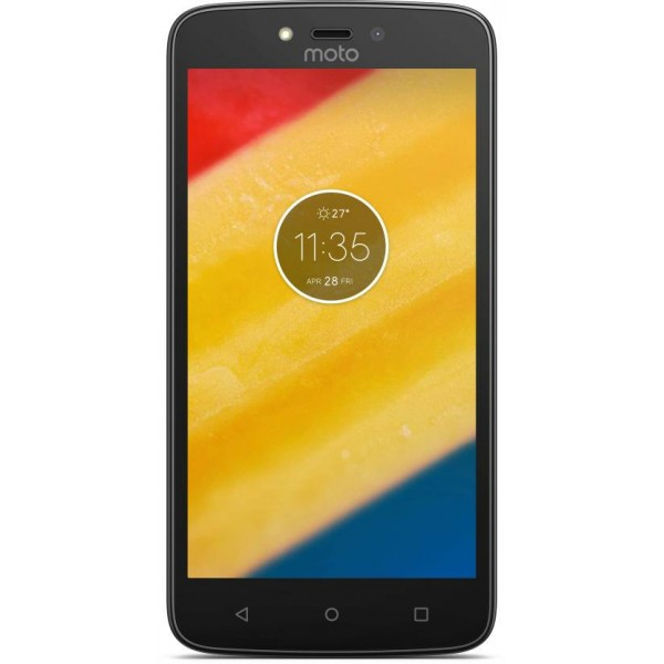 Moto C Plus (Pearl White, 16 GB)  (2 GB RAM)