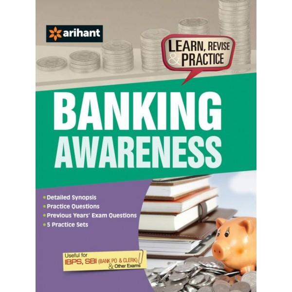 Banking Awareness  (English, Paperback, Arihant Experts)