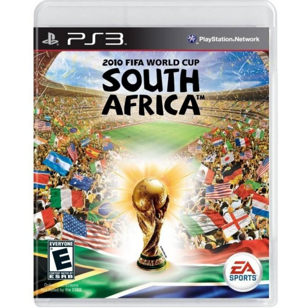 2010 FIFA World Cup South Africa  (for PS3)