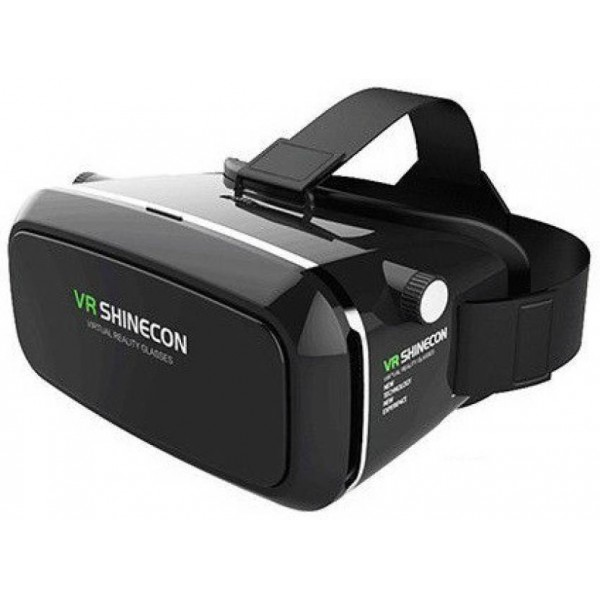 Cellworld VR SHINECON BOX Virtual Reality 3D Headset Video  (Smart Glasses)