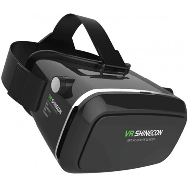 FineArts 2.0 Virtual Reality Glasses Helmet VR Box 3.0 3D Glasses Headset Cardboard For 4.7-6.0