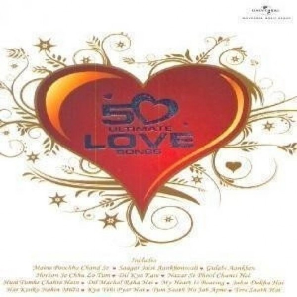 50 Ultimate Love Songs  (Music, Audio CD)