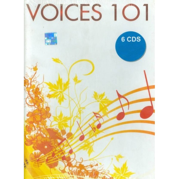 Voices 101  (Music, Audio CD)