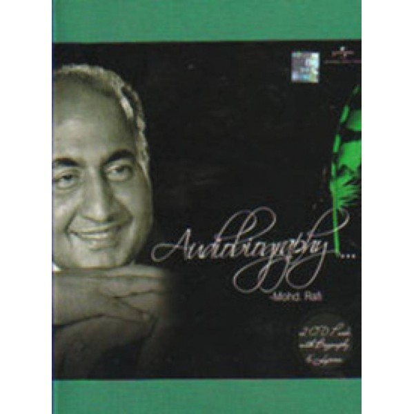 Audiobiography - Mohd.rafi  (Music, Audio CD)