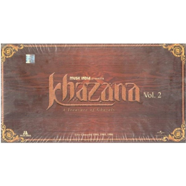 Khazana - II  (Music, Audio CD)