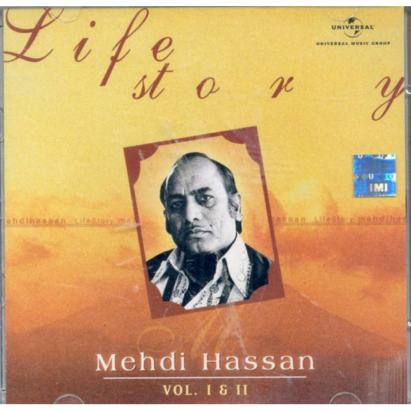 Life Story (Vol I And II) (MEHDI HASAN)  (Music, Audio CD)