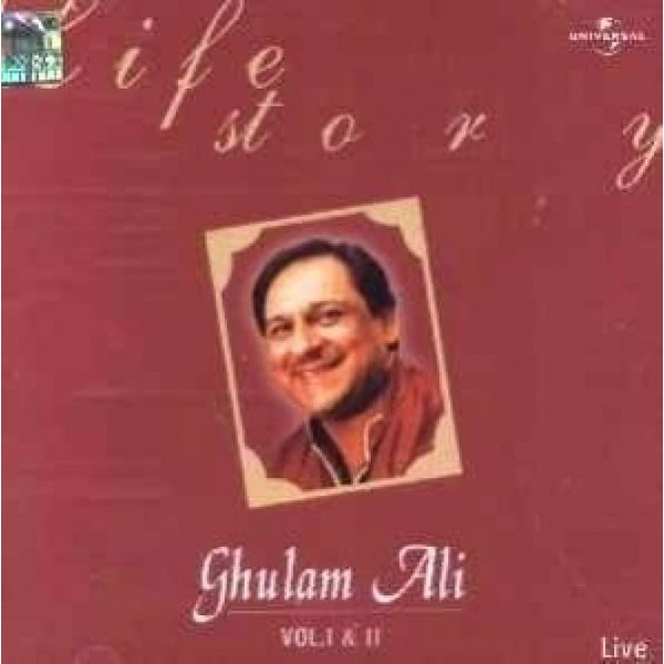Life Story (GULAM ALI)  (Music, Audio CD)