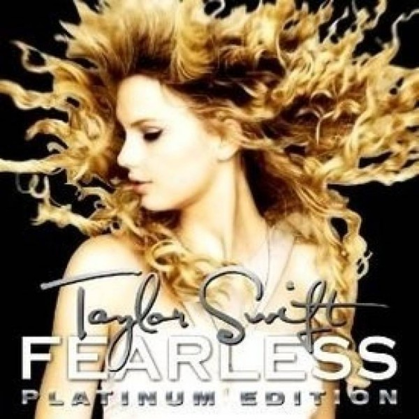 Fearless-Platinum Edition  (Music, Audio CD)