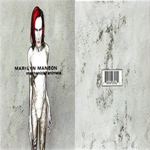 Mechanical Animals [Explicit Content] Import Audio CD Standard Edition  (English - Marilyn Manson)