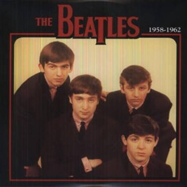 The Beatles 1958-1962(Import) Vinyl Standard Edition  (English - The Beatles)