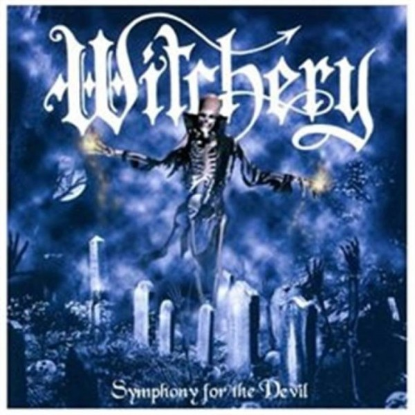 Symphony for the Devil (Clear Vinyl, 2PC) Import Vinyl Standard Edition  (English - Witchery)